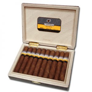Cigar Cohiba Maduro 5 Secretos hộp 25 điếu