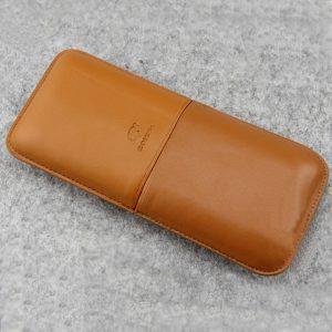 Bao da đựng Cigar (xì gà) Cohiba chất liệu da cao cấp