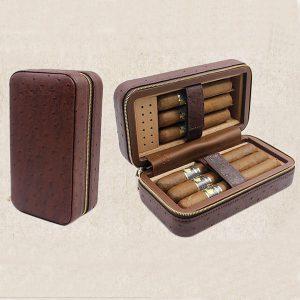 Hộp đựng Cigar (xì gà) Cohiba chính hãng loại 6 điếu