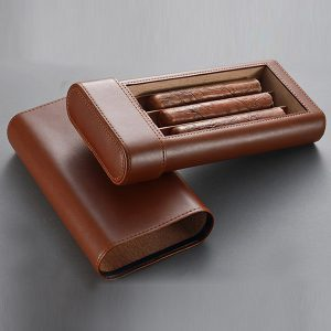 Bao da Cigar (xì gà) Cohiba chính hãng loại 3 điếu
