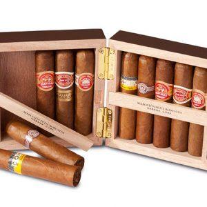 Cigar Cohiba Seleccion Petit Robustos hộp 10 điếu