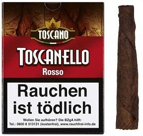Cigar Toscanello Rosso (Rosso Caffe)