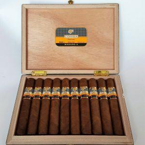Cigar Cohiba Maduro 5 Secretos hộp 10 điếu