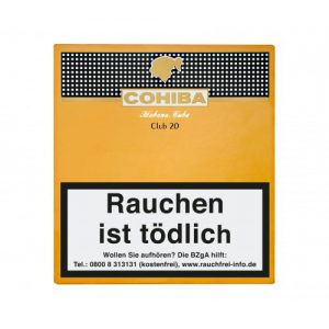 Cigar Cohiba Club20