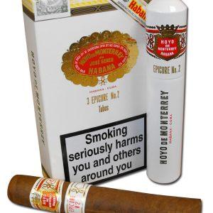 Cigar Cuba Tphcm Hoyo-de-Monterrey-Epicure-No-2-Tubos