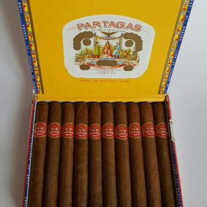 Cigar Partagas Mille Fleurs hộp 10 điếu