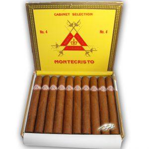 Cigar Montecristo No 4