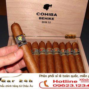 Xì gà Cohiba Behike 52 - Xì gà CuBa chính hãng