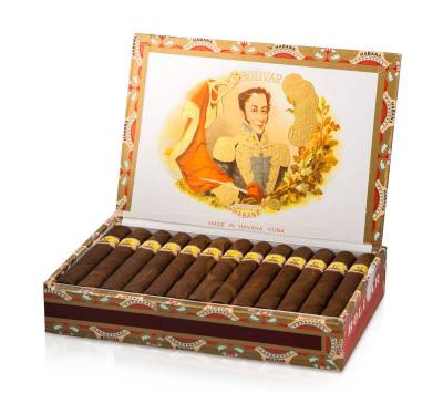 Cigar BOLIVAR PETIT CORONAS hộp 25 điếu