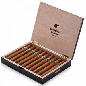Cigar Cohiba behike 56 hộp 10 điếu
