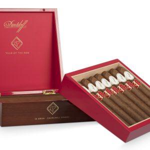 Cigar Davidoff Limited 2018 Year Of the Dog