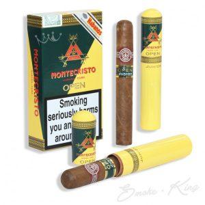 Cigar Montecristo Opel Eagle Tubos hộp 15 điếu