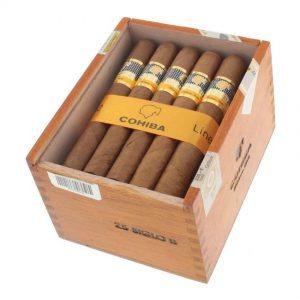 Cigar Cohiba Siglo V hộp 25 điếu