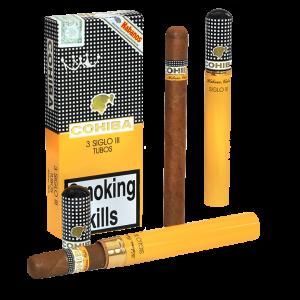 Cigar Cohiba Siglo III hộp 10 điếu