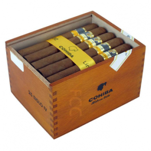 Cigar Cohiba Siglo IV hộp 25 điếu
