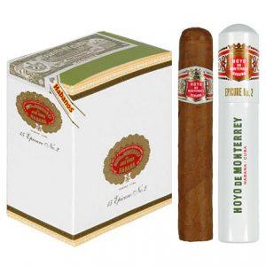 Cigar Hoyo De Monterrey Epicure No2 Tubos